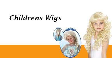 Childrens Wigs