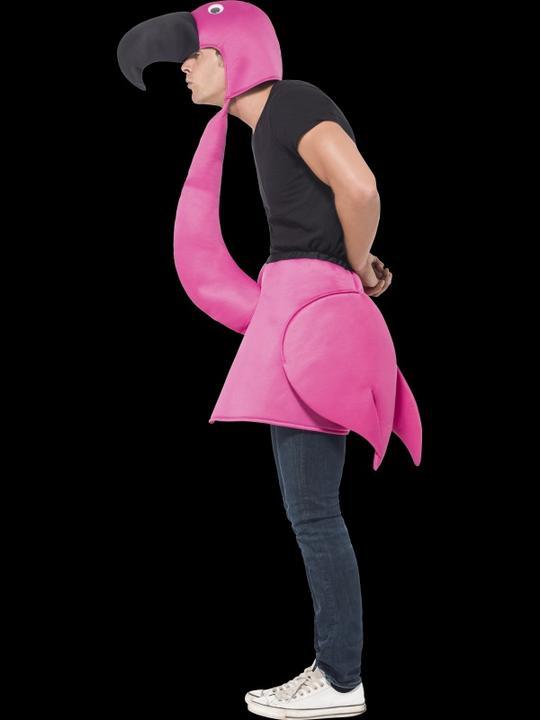 Flamingo Costume Thumbnail 3