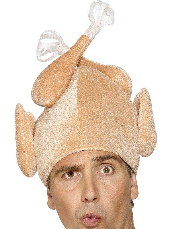 879df12694c SALE Funny Christmas Dinner Turkey Hat Fancy Dress Costume Xmas ...