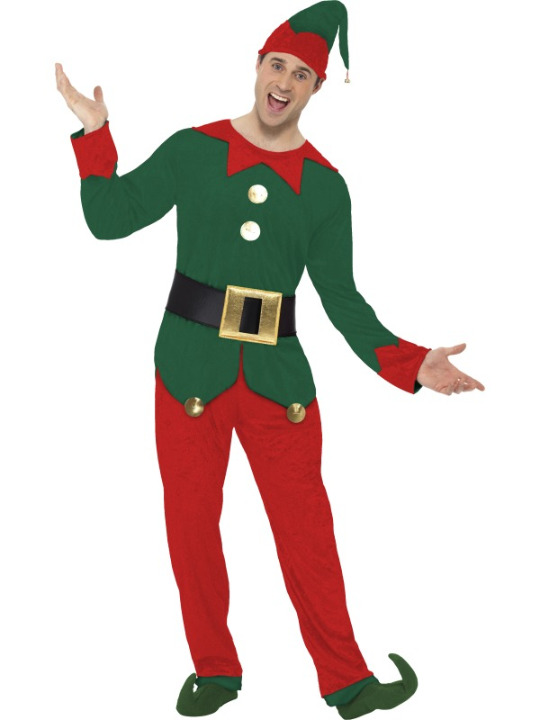 Adult elf fancy dress images 550