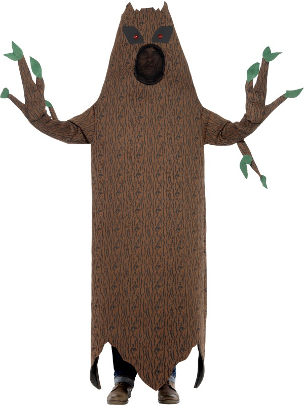 Scary Tree Costume  sc 1 st  Wonderland Party & SALE! Adult Scary Tree Mens Halloween Horror Party Fancy Dress ...
