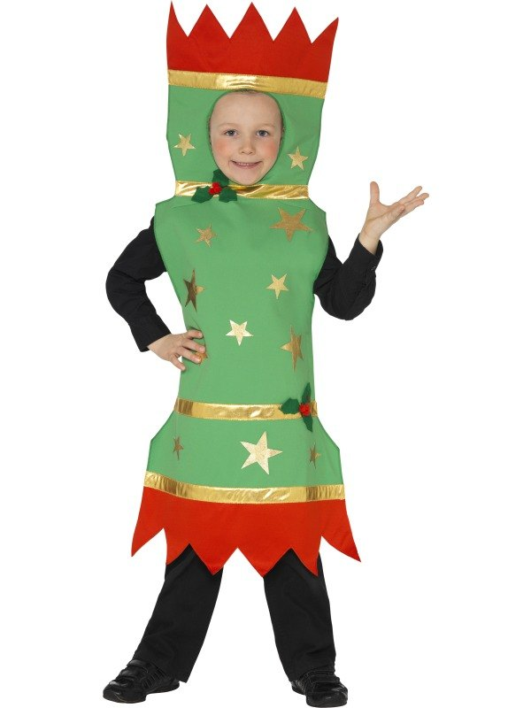 Christmas Party Fancy Dress Ideas Part - 32: Christmas Cracker Fancy Dress Costume
