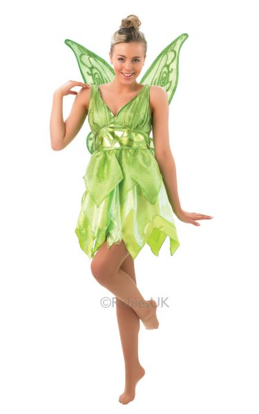 disney tinkerbell costume adult