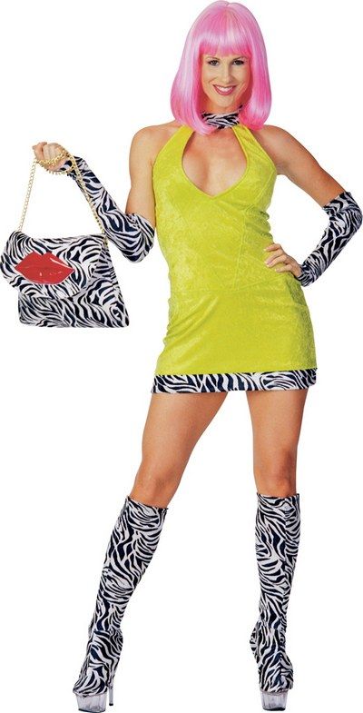 Sweet and Sour Costume
