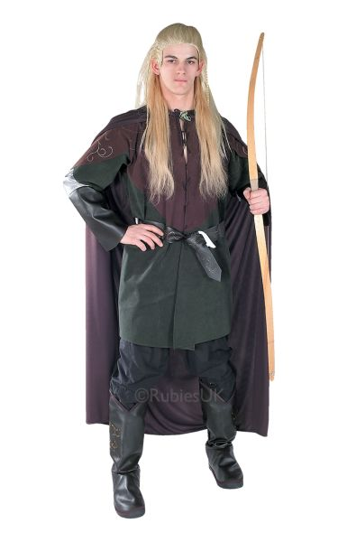 Legolas Fancy Dress Costume