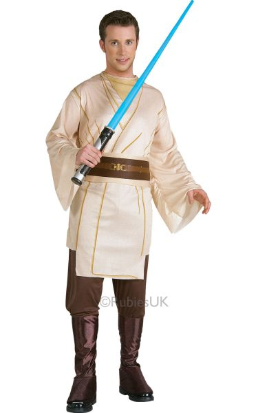 Jedi Knight Fancy Dress Costume