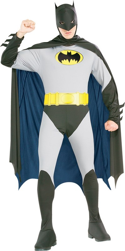The Batman Fancy Dress Costume