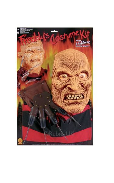 Freddy Fancy Dress Costume Kit