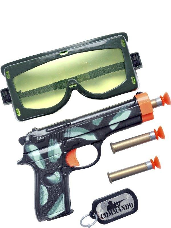 Military Gun Set
