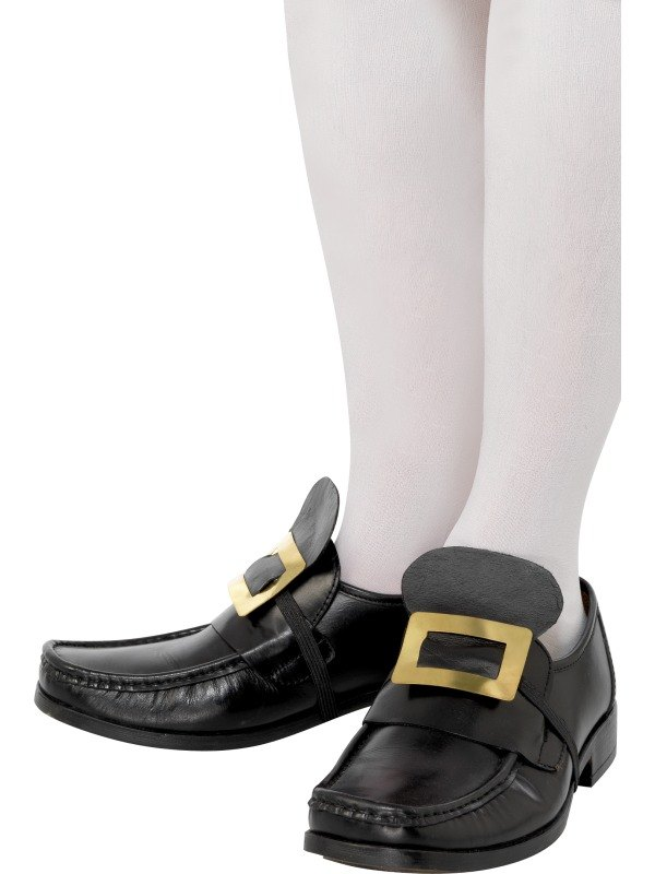 Strap on Shoe Buckle
