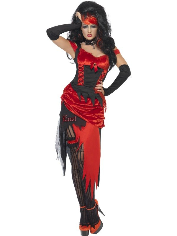 Seven Deadly Sins Lust Fancy Dress Costume