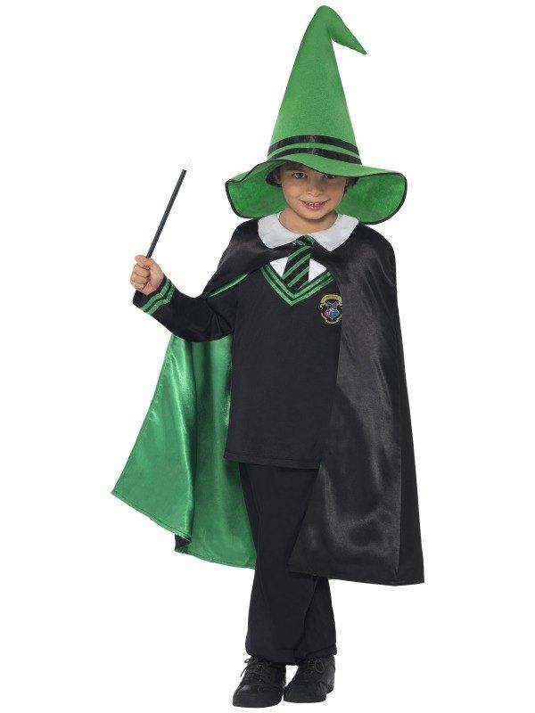 Wizard Boy Fancy Dress Costume