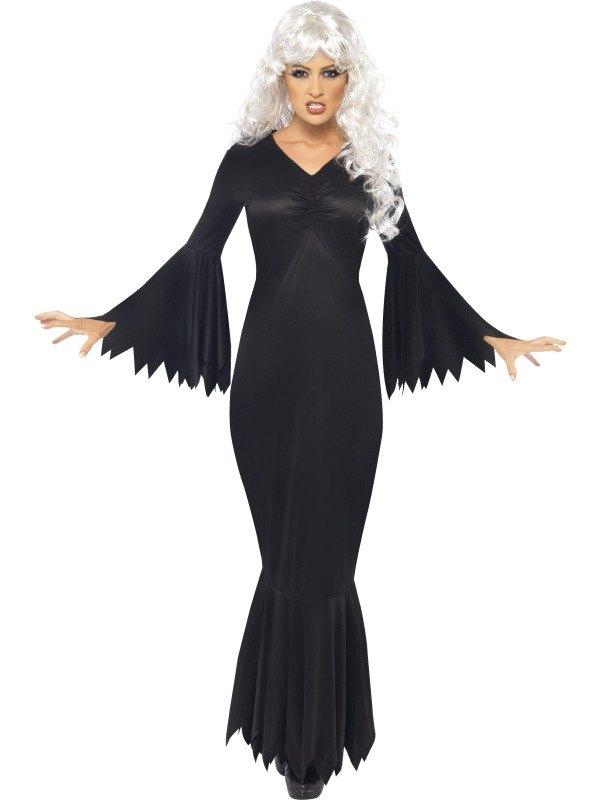 Midnight Vamp Fancy Dress Costume