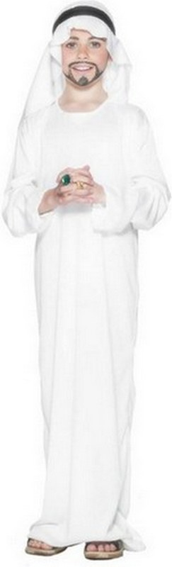 Boys Arab Fancy Dress Costume