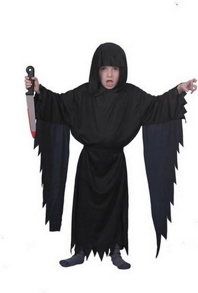 Childs Screamer Fancy Dress Costume