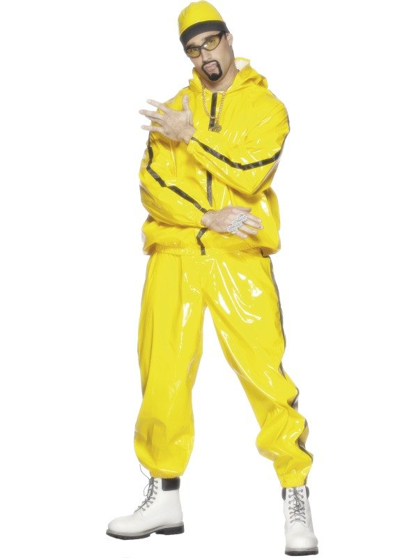 Ali G. Rapper Fancy Dress Costume