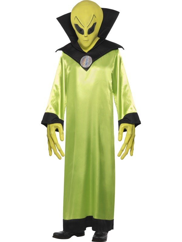 Alien Lord Fancy Dress Costume