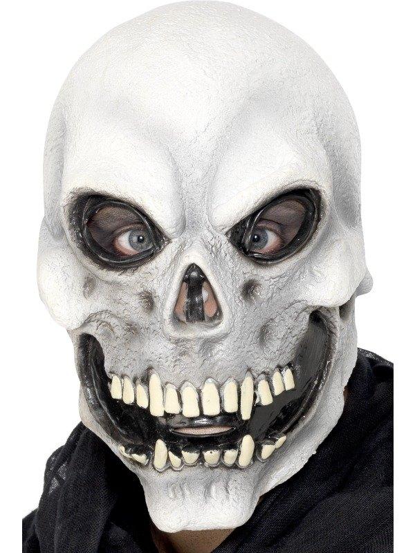 Overhead Skull Fancy Dress Mask
