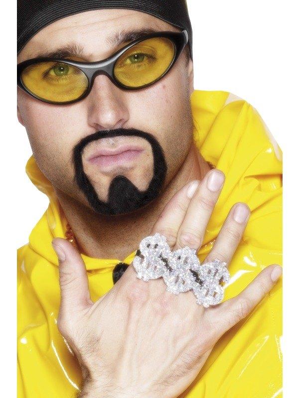 3in1 Rapper Rings