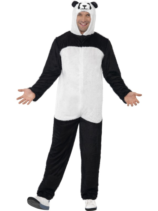Panda Fancy Dress Costume