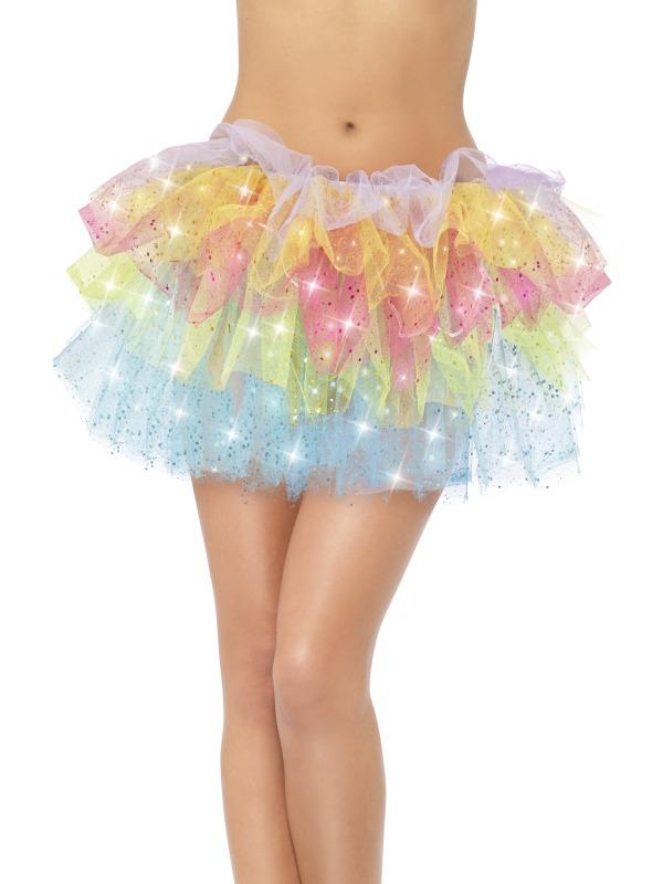 Sparkle Rainbow Tutu