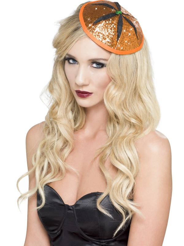 Pumpkin Fascinator