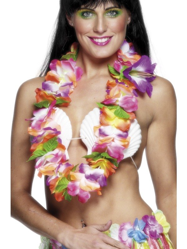 Hawaiian Garland   Multicouloured