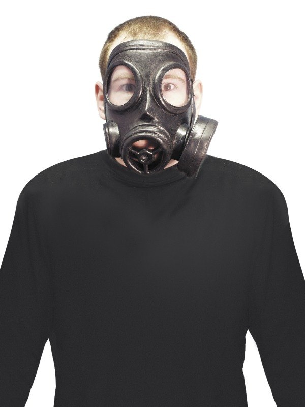 Gas Fancy Dress Mask