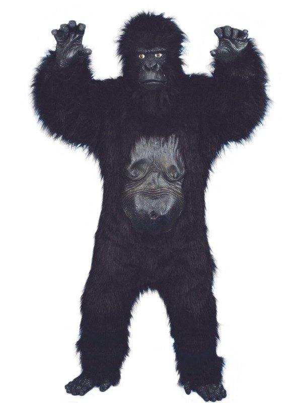 Deluxe Gorilla Fancy Dress Costume