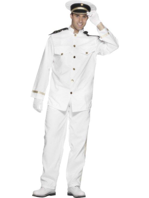 Captain Fancy Dress Costume