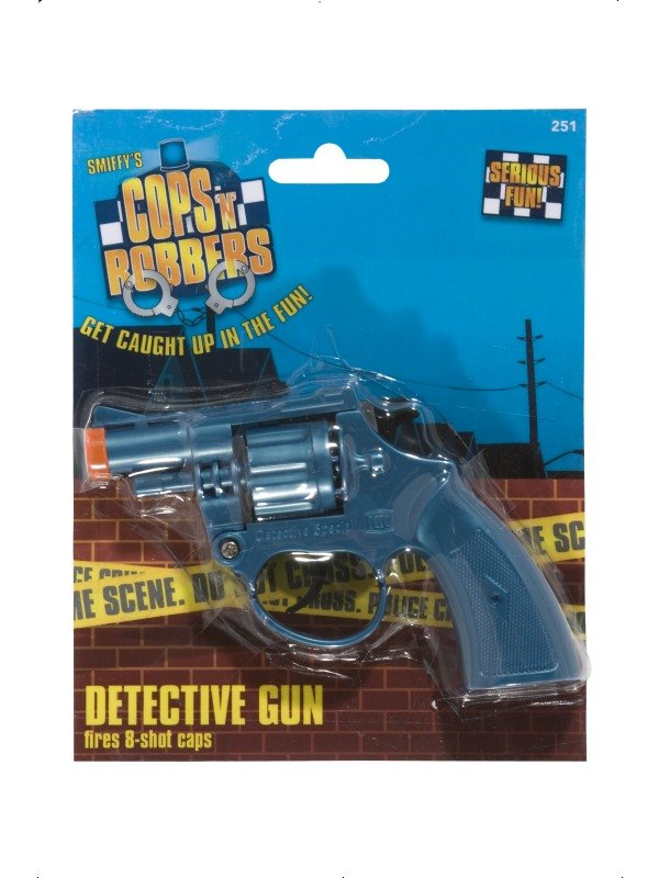 Toy Detective Gun