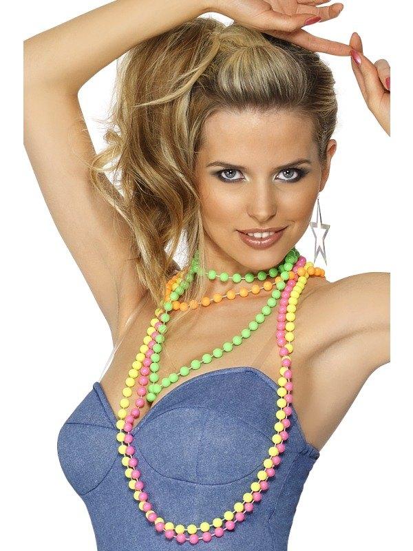 Fluorescentt Party Beads