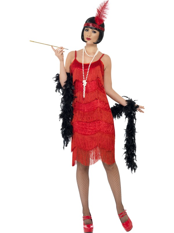 Flapper Shimmy Costume