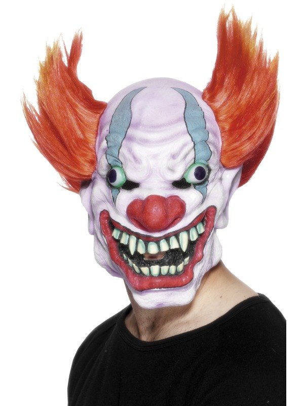 Child Eater Clown Fancy Dress Mask