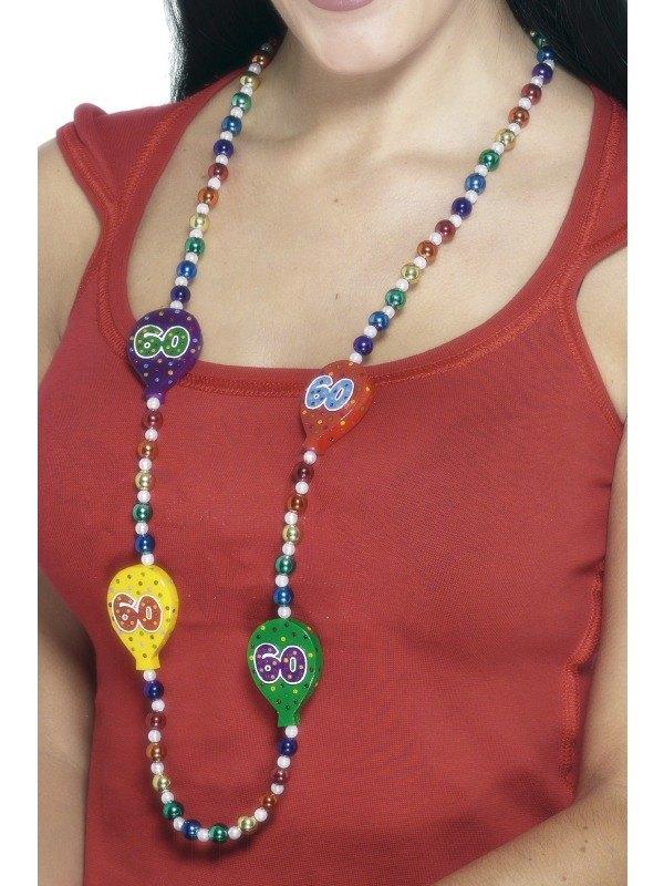 Mardi Gras Necklace Age 61