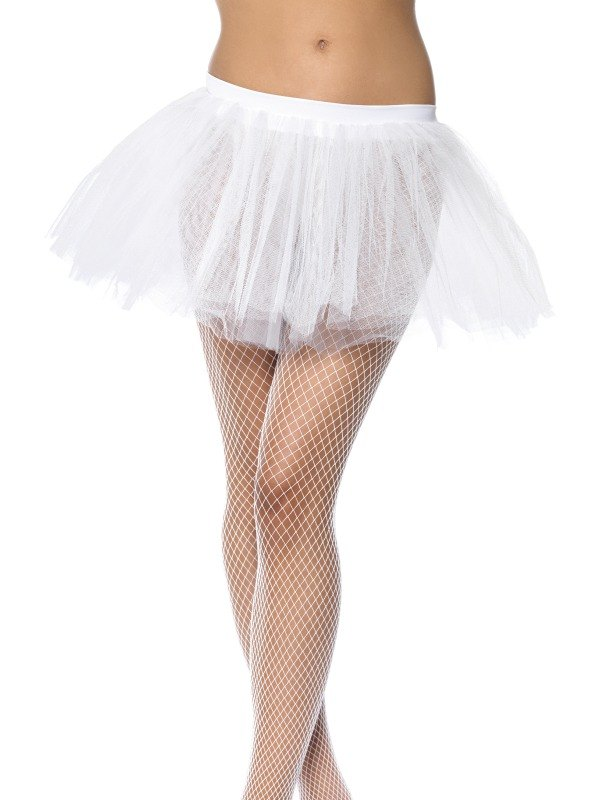 Tutu Underskirt   White