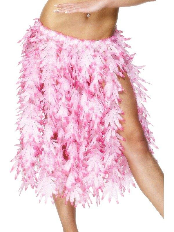 Pink Hawaiian Skirt