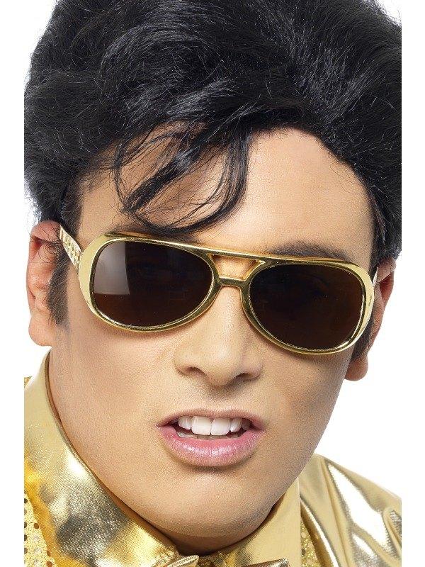 Elvis Gold Shades