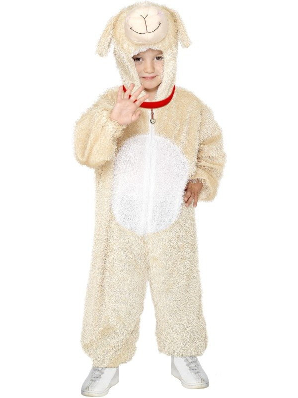 Lamb Fancy Dress Costume