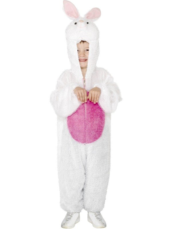 Kids Bunny Fancy Dress Costume