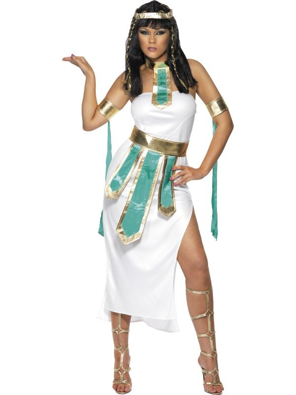Jewel Of The Nile Fancy Dress Costume