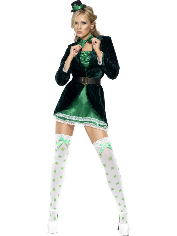 St Patricks Day Fancy Dress Costume