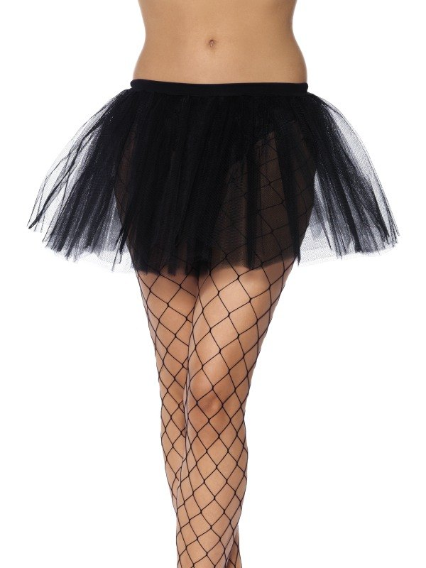 Tutu Underskirt Black