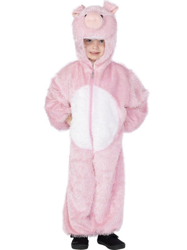 Pig Fancy Dress Costume Childs
