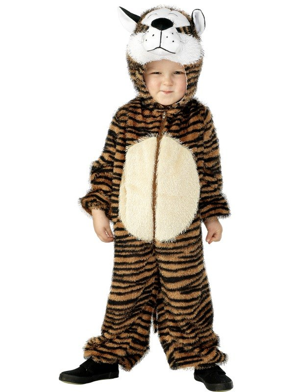 Tiger Fancy Dress Costume Child