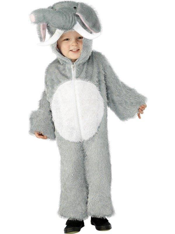 Elephant Fancy Dress Costume Child