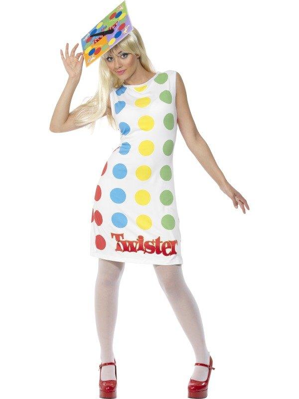 Female Twister Fancy Dress Costume