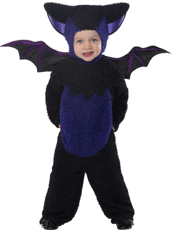 Toddler Bat Fancy Dress Costume