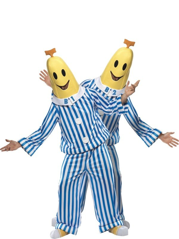 Bananas In Pajamas Fancy Dress Costume
