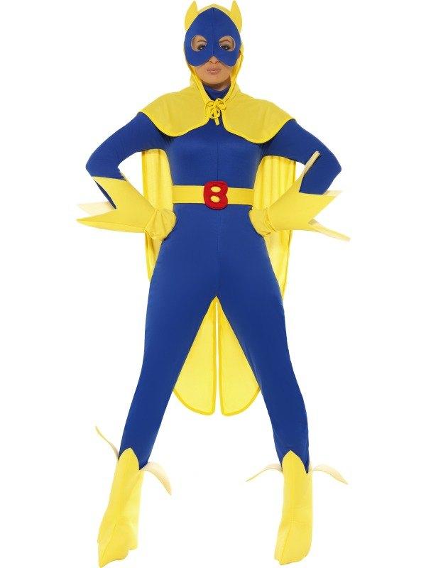 Bananawoman Fancy Dress Costume